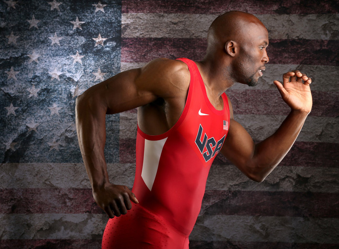 LaShawn is ready to make his Olympic return.